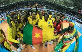 Host Cameroon lift first African Women's Volleyball Championship