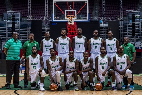 Nigeria retains Africa top spot as FIBA introduce new ranking system