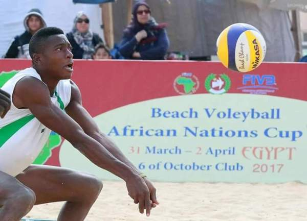 Volleyball: NVBF opens camp for commonwealth games qualifiers