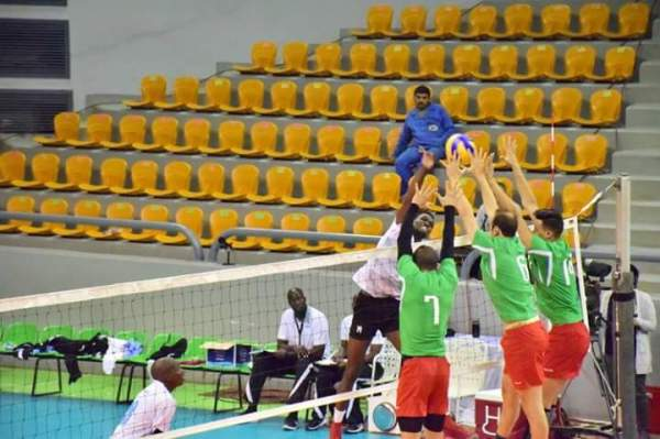 Volleyball Nations Cup: Nigeria vs Cameroon match moved due to flight delay