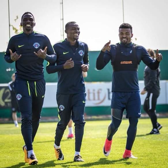 Omeruo, Eduok shine as Kasimpasa return to winning ways