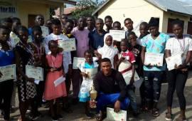 Philanthropist honours Kogi born medal winning athletes