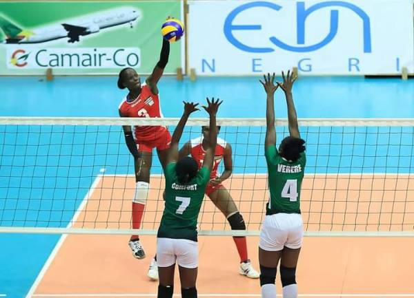 Volleyball: Nigeria's 2018 World Cup dream suffers setback