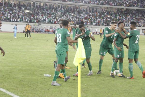 FIFA-Coca-Cola Ranking: Nigeria up three places