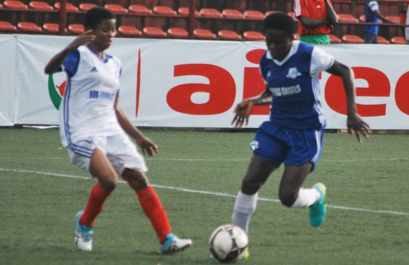 AITEO Cup: Patience Kalu delighted with first ever winners' medal