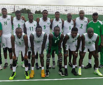 Volleyball: Nigeria registers players for male Nations Cup
