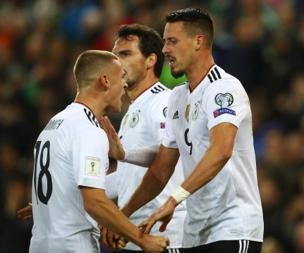 Russia 2018: The Holders Germany will defend their title