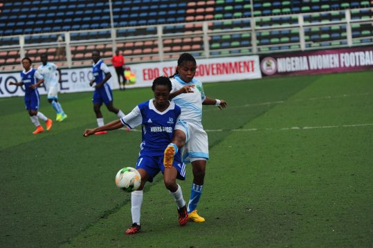 NWPL Super 4: Rivers Angels eliminated, Delta Queens on track