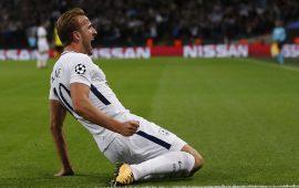 PL: Kane smashes PL record as Spurs rout Southampton