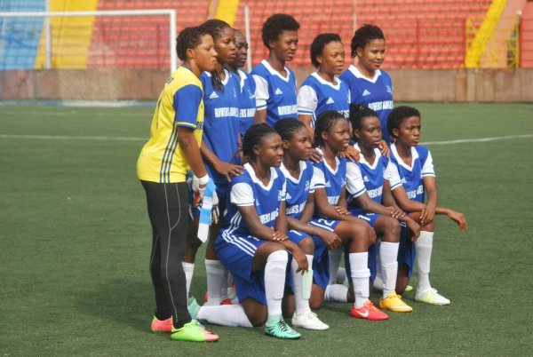 Oluehi the hero as Rivers Angels lift AITEO Cup