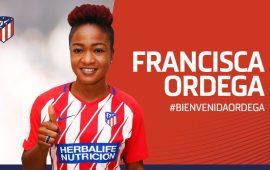 Ordega joins Atletico Madrid on loan