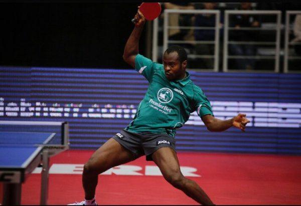 "Table Tennis: ""Baba Ijebu"" signs Nigeria's Aruna Quadri"