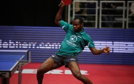 "Table Tennis: ""Baba Ijebu"" signs Nigeria's Aruna Quadri"