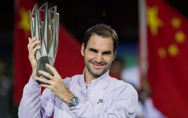 Shangai Masters Final: Federer's mastery of Nadal continues