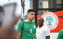 Balogun hails clinical Eagles, explains what changed in second half