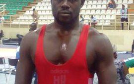 Nigeria Wrestling veteran Efionayi set to make comeback for Gold Coast 2018