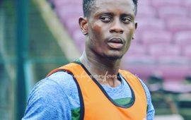 India-based Nigerian footballer dispels juju insinuations