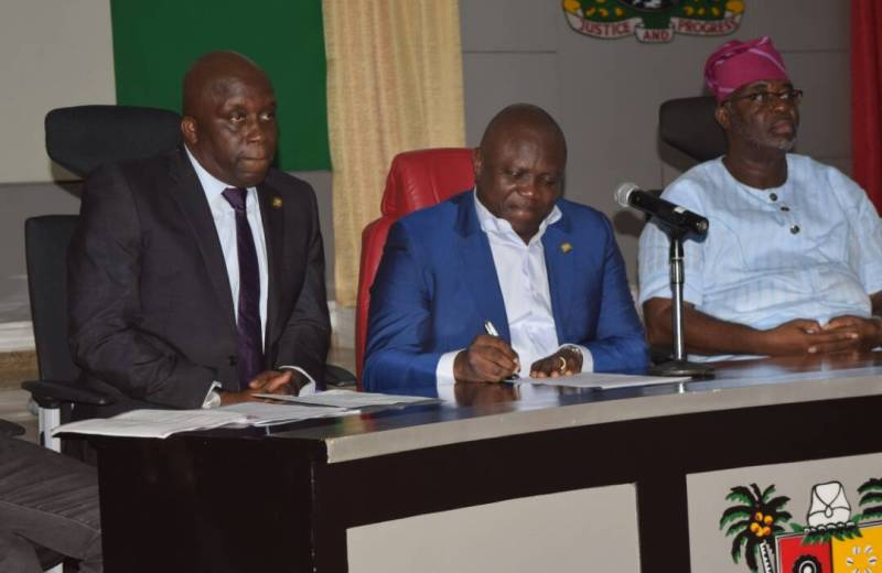 NPFL Update: MFM FC grateful to Governor Ambode for his support