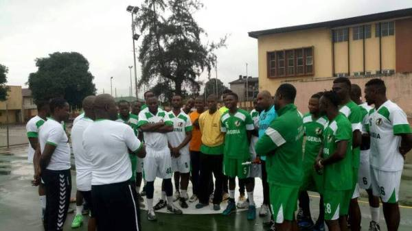 Nigeria Handball Federation invites 23 players to camp