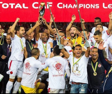 Wydad beat Ajayi's Al Ahly to win CAF Champions League
