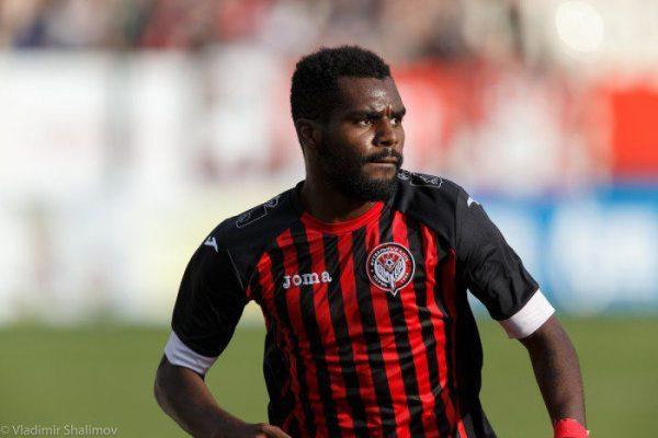Argentina Vs Nigeria: Who is Brian Idowu?