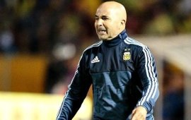 Sampaoli confounded by Eagles performance in friendly loss