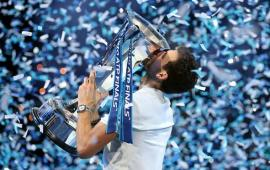ATP Finals: Grigor Dimitrov makes history in London
