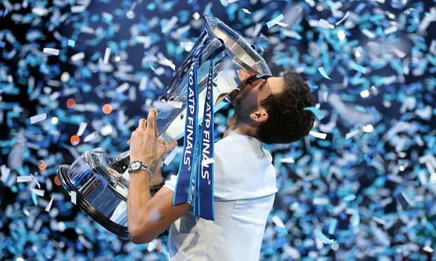 ATP Finals: Grigor Dimitrov makes history in London