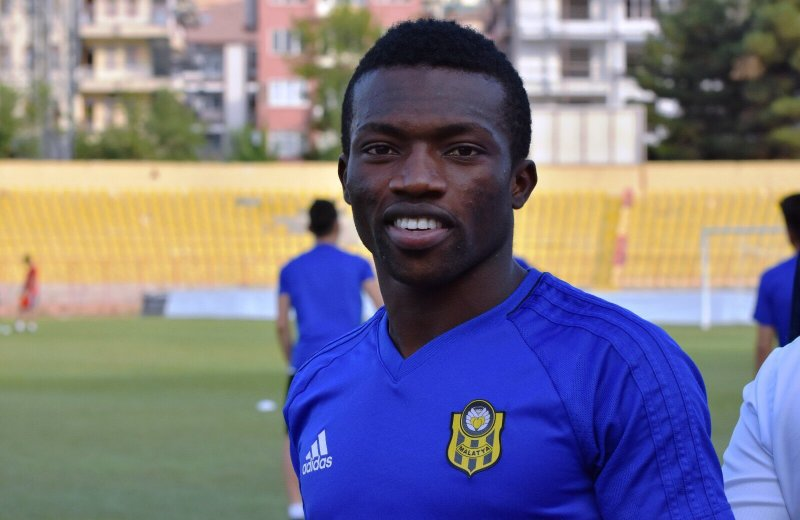 Azubuike happy with early return from injury