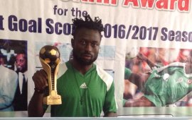 Okpotu, Plateau United reign supreme at LBA Awards night