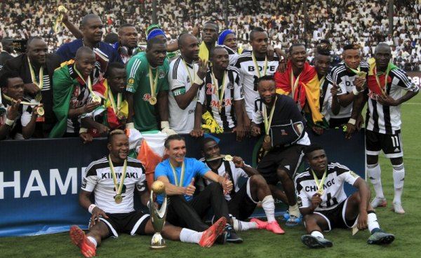 African Football: TP Mazembe players offered $5000 each