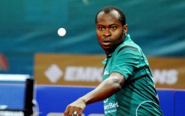 Table Tennis: Aruna Quadri draws Greek, Swedish foes at Swedish Open