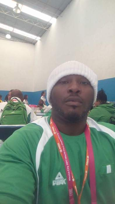 ParaPowerlifting: Three Nigeria lifters gun for glory in Mexico
