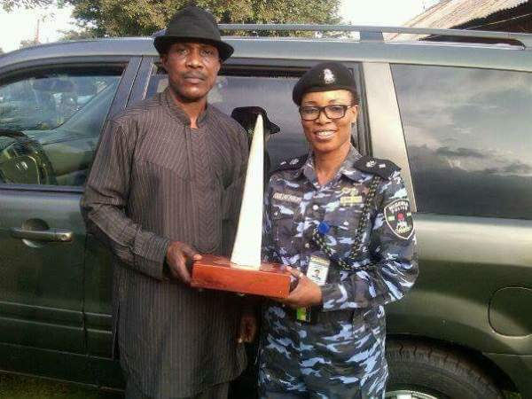 Atlanta 1996 Gold medallist now Asst Comm of Police