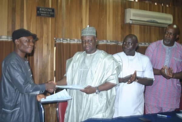 Athletics: AFN, NSDFI, Ondo Govt signs MOU in Abuja