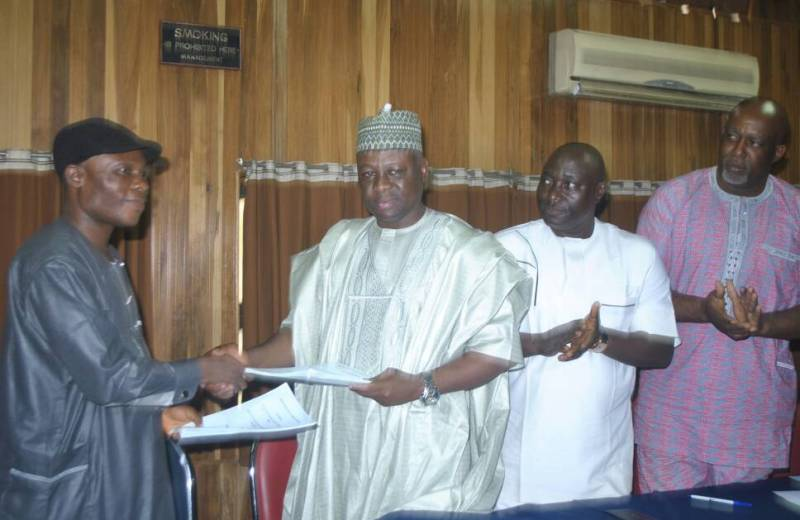 Athletics: AFN, NSDFI, Ondo Govt signs MOU in Abuja