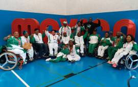 Para Powerlifting: Kehinde smashes World Record, Nigeria second on medal table