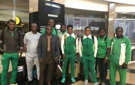 Wrestling: Igali, Kodei, five others in Johannesburg