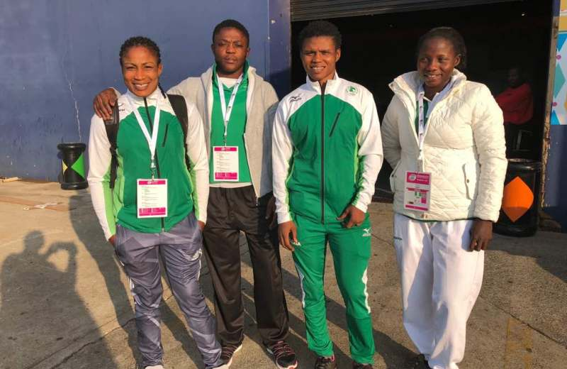 Six Nigerian wrestlers to miss Commonwealth Championships