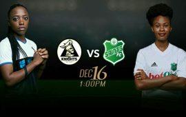 Bet9ja SociaLiga: Knights and Saints Ladies in potential goal-fest