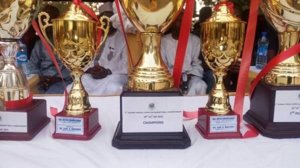 Basketball: N1m prize money at 10th Ajanah Championship