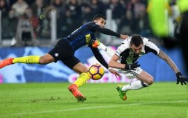 Serie A: Juve, Inter settle for a draw