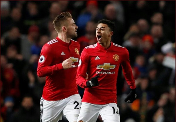 PL: Lingard rescues United, Moses' Chelsea closing in on second