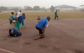 Nigeria 2018 Commonwealth Games camps