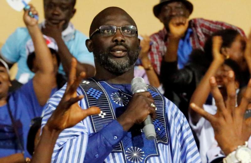 Liberia Elections: Can George Weah make it this time?
