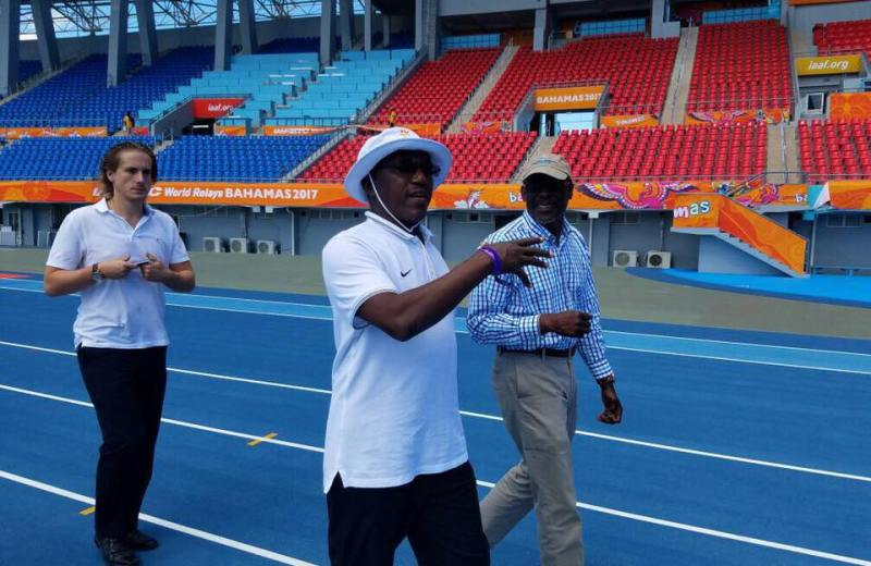 Federal Govt release funds for C'Games Preparations