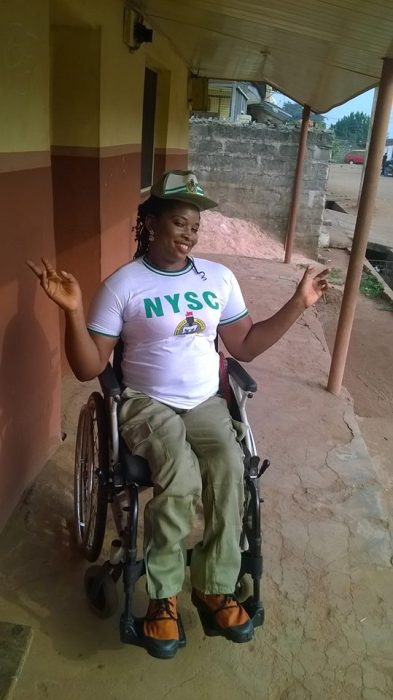 Nigeria Para-Athletes are marginalised – Gold medallist