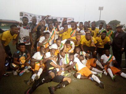 Go Round FC emerge Bet9ja NNL Champions