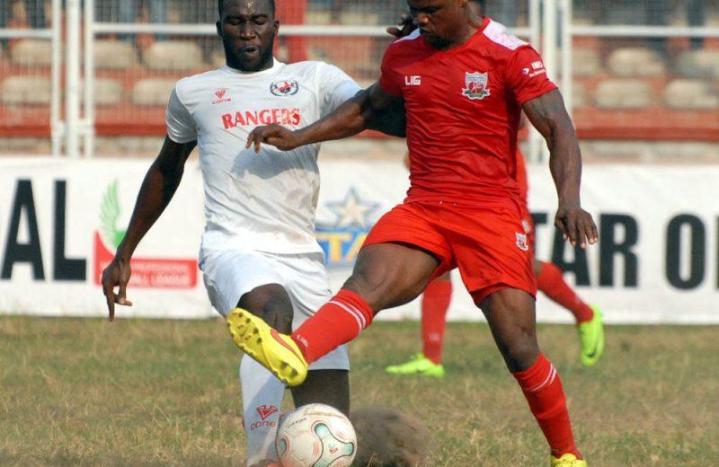 NPFL Wrap: Rangers edge Heartland in Oriental derby, champions Plateau fall in Umuahia