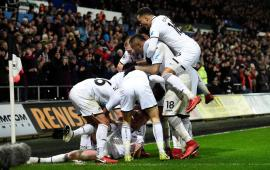 PL Tuesday Review: Clucas double sees Swansea humiliate Arsenal, Reds thrash Terriers